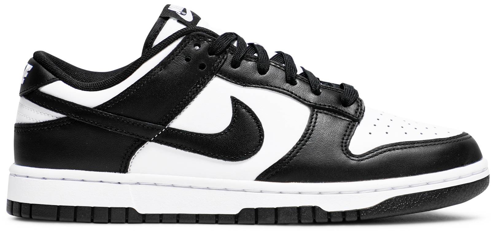 Dunk Low ''Black White''